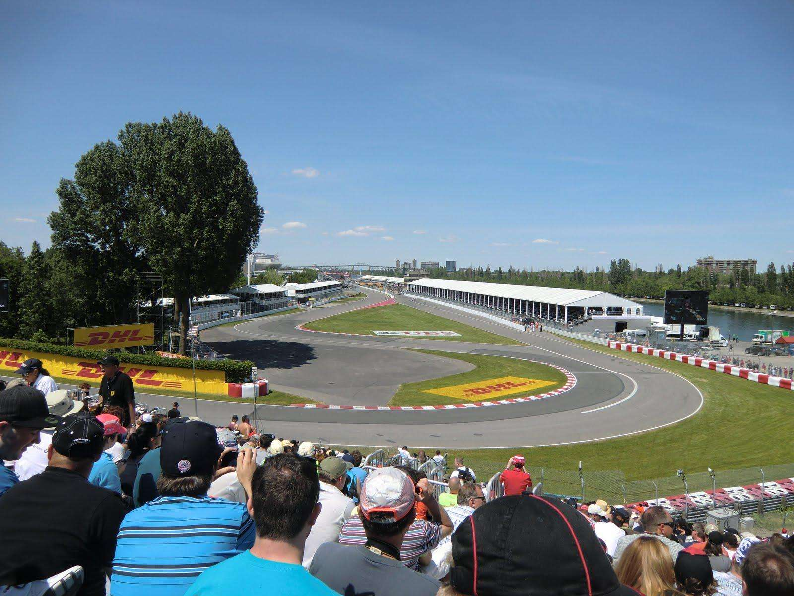 Where can I find Grand Prix Circuit budgets?