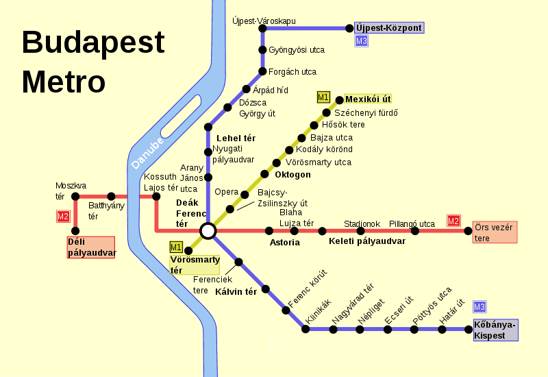 Us Grand Prix >> budapest metro map