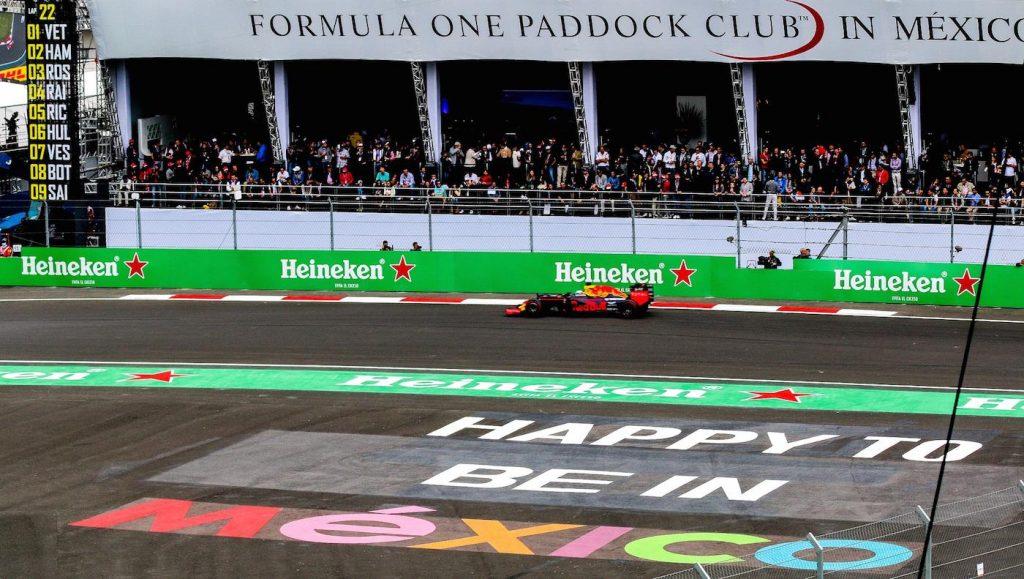 Tickets - 2019 Mexican Grand Prix | F1Destinations com