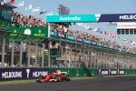 Trackside – 2018 Australian Grand Prix