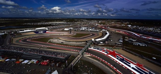 Tickets – 2019 US Grand Prix at COTA