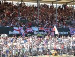 Britain the most attended F1 race in 2018