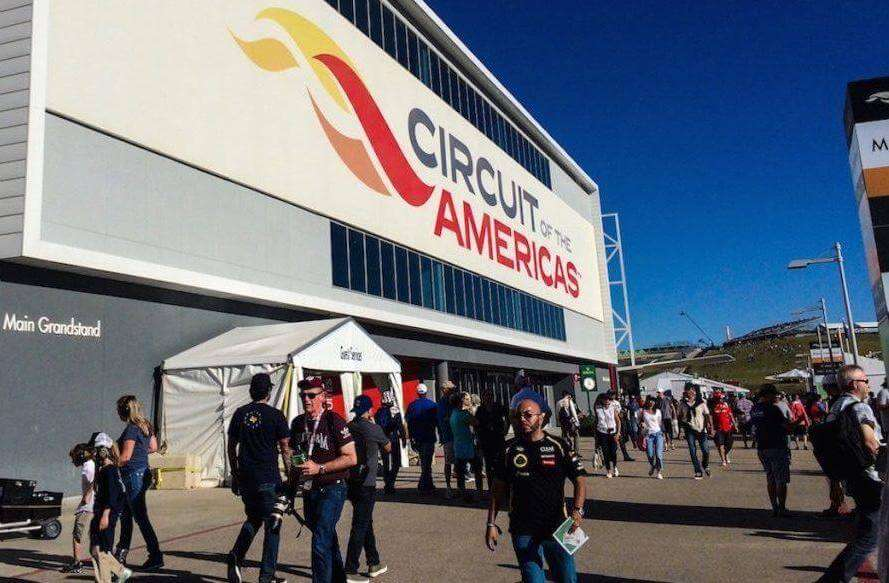 Getting There & Around – United States Grand Prix at COTA