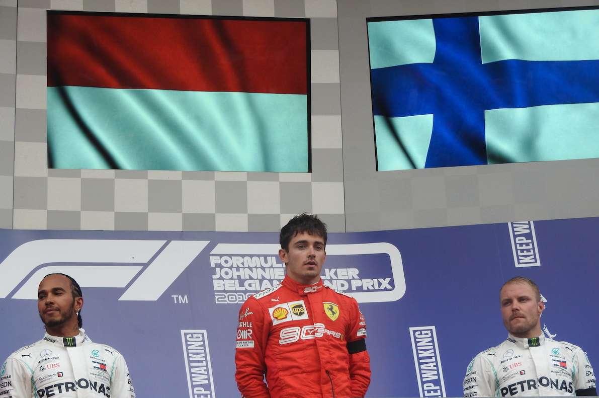Race Facts – Belgian Grand Prix